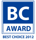 Award_BestChoice2012